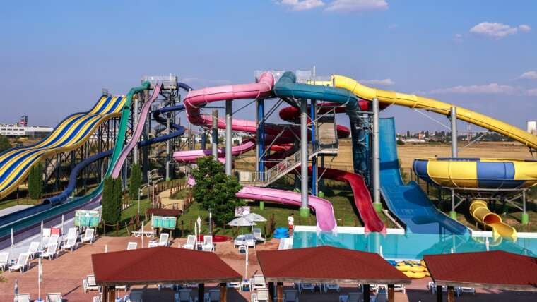 Fun comes in waves at Divertiland until the last drop of summer