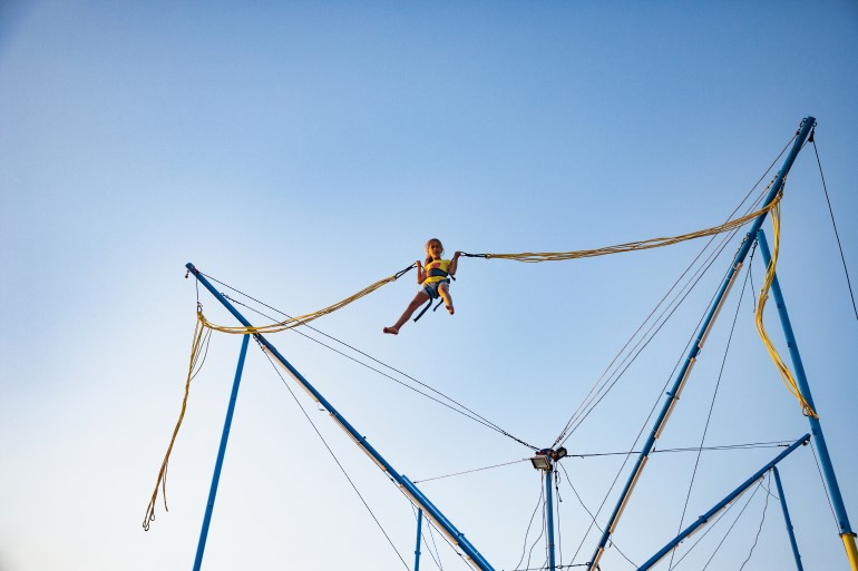 bungee dome Divertiland