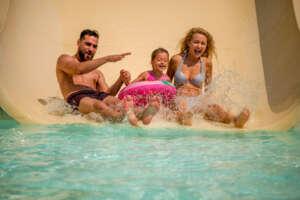 Divertiland Water Park 2021 Hippo Pool